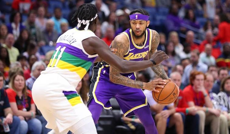 Nhận định NBA: Los Angeles Lakers vs New Orleans Pelicans (ngày 28/2, 10h30)