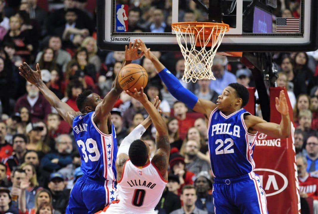 Nhận định NBA: Philadelphia 76ers vs Portland Trail Blazers (ngày 24/2, 1h00)
