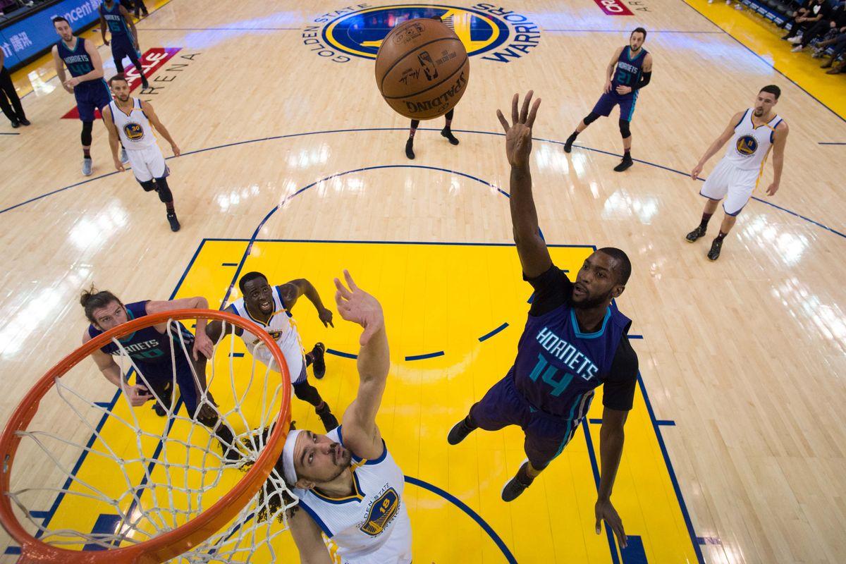 Nhận định NBA: Charlotte Hornets vs Golden State Warriors (ngày 26/2, 7h00)