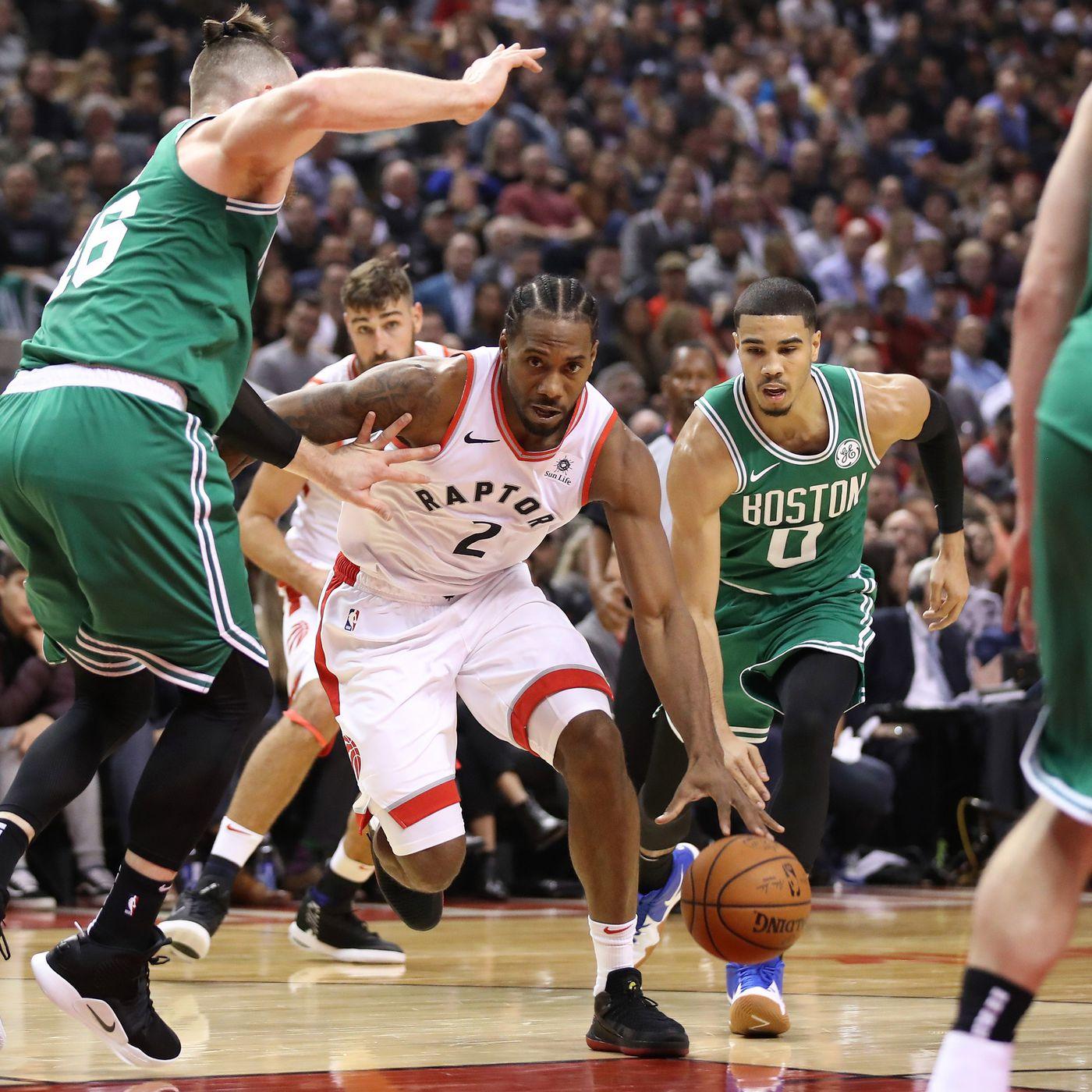 Nhận định NBA: Toronto Raptors vs Boston Celtics (ngày 27/2, 8h00)
