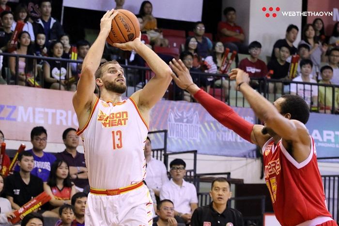 Saigon Heat chính thức nói lời chia tay đội trưởng Burnatowski