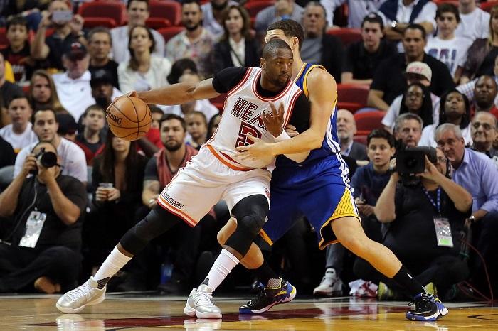Nhận định NBA: Miami Heat vs Golden State Warriors (ngày 28/2, 7h30)