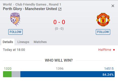 Kết quả MU vs Perth Glory (2-0): Không mấy nổi bật, MU vẫn khởi đầu với chiến thắng 2 sao