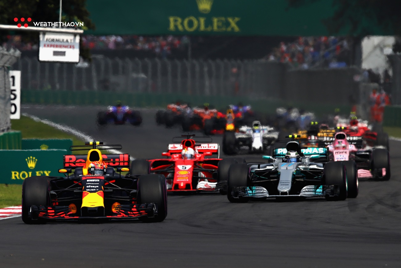 Vé 1 ngày - Cánh cửa đến với F1 dành cho mọi người hâm mộ Việt Nam