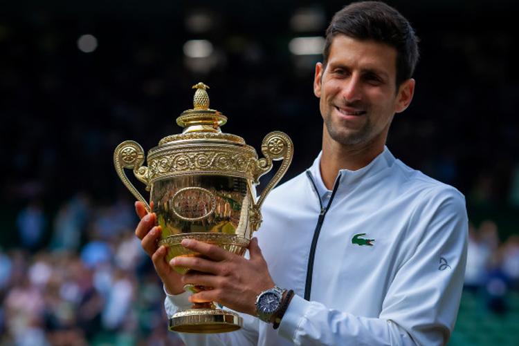 Djokovic vô địch Wimbledon 2019: Bí quyết thành công nhờ Phù thủy thống kê