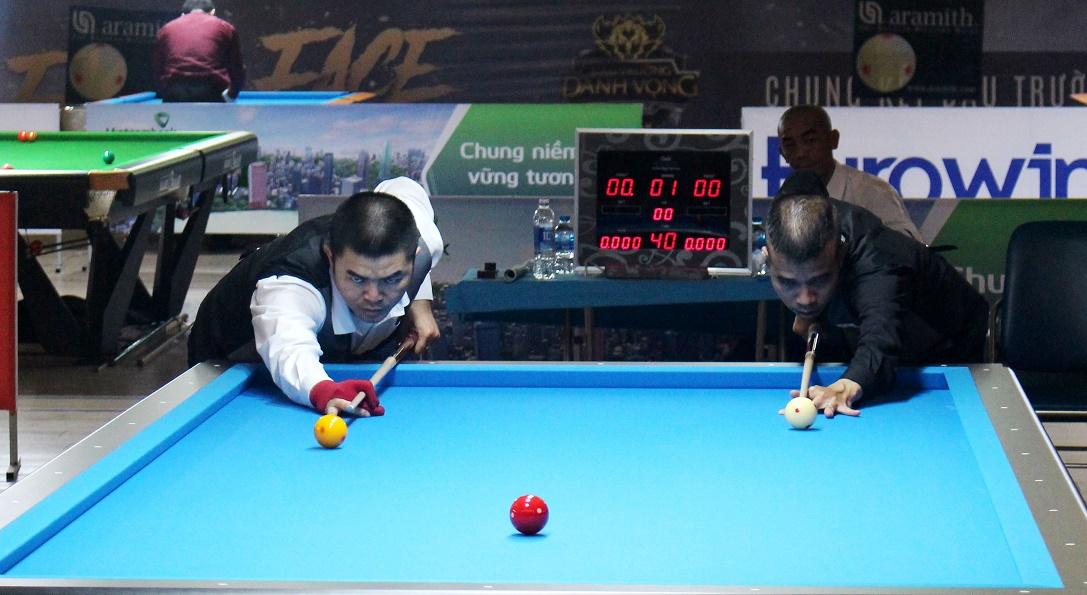 Quyết Chiến / Quốc Nguyện thua đội của cơ thủ số 1 thế giới tại giải Billiards Carom 3 băng đồng đội thế giới 2019