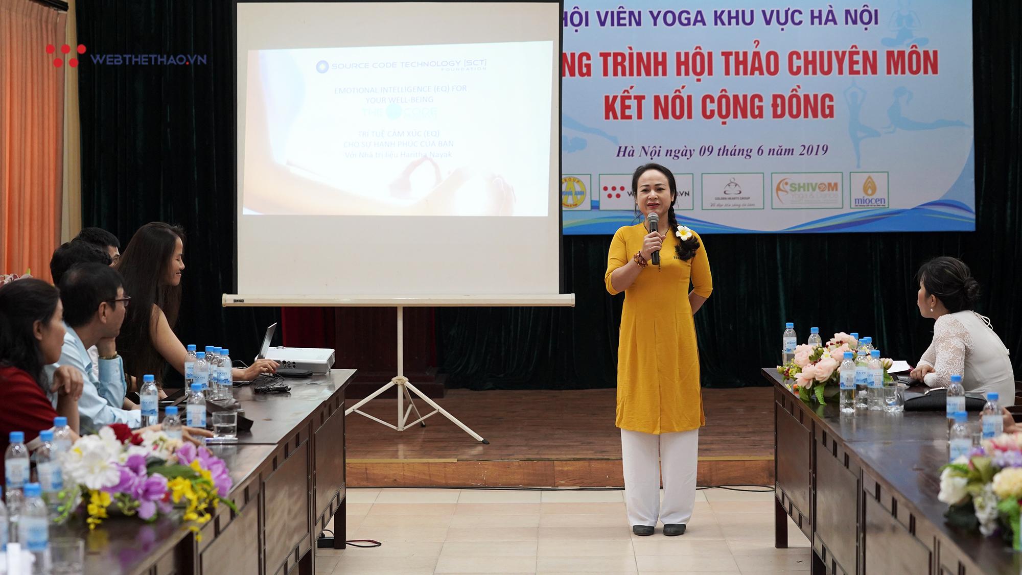 Yoga và những tác động tuyệt vời, thay đổi cuộc sống của nhiều học viên