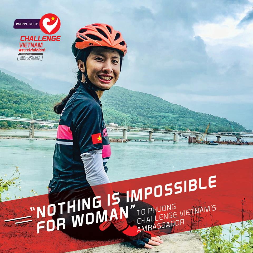 Đại sứ Tố Phương thử đường đạp xe và bày cách chinh phục 90km của Challenge Vietnam 2019