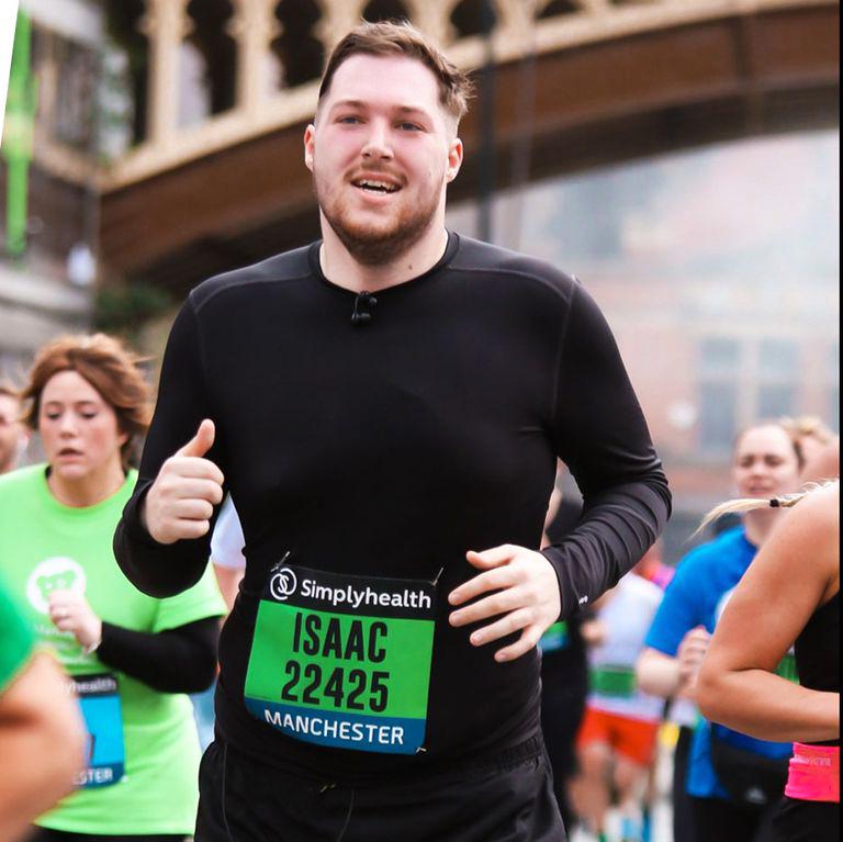 Chăm chỉ chạy bộ và ăn uống khoa học, chàng trai U30 giảm tới 45kg