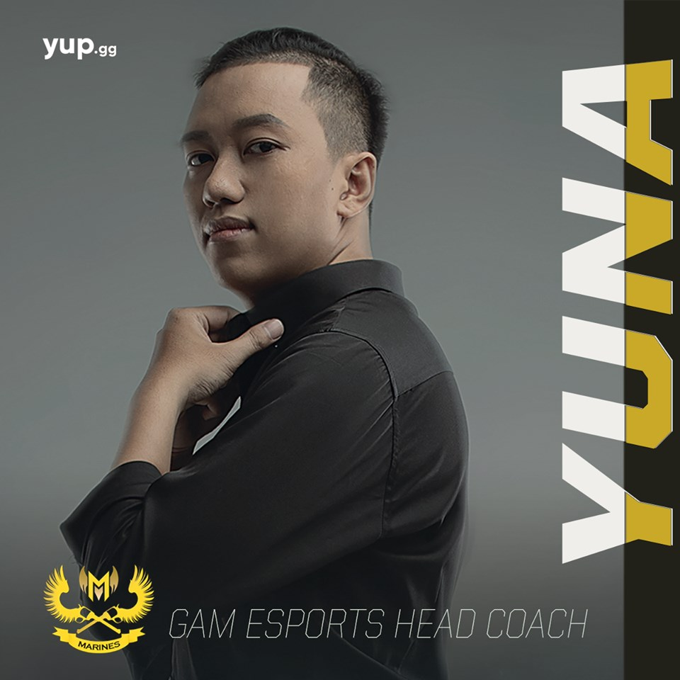 Huyền thoại DotA Việt Nam trở thành HLV của GAM Esports