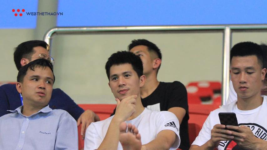 Những vị khách đặc biệt dự khán trận đấu giữa U22 Việt Nam và U18 Việt Nam