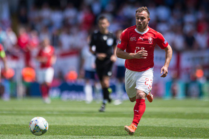 Liverpool cân nhắc những lựa chọn trên hàng công khi Shaqiri chấn thương