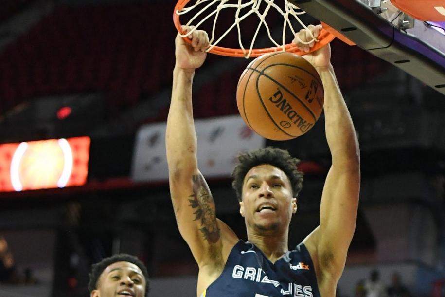 Memphis Grizzlies vô địch Las Vegas NBA Summer League