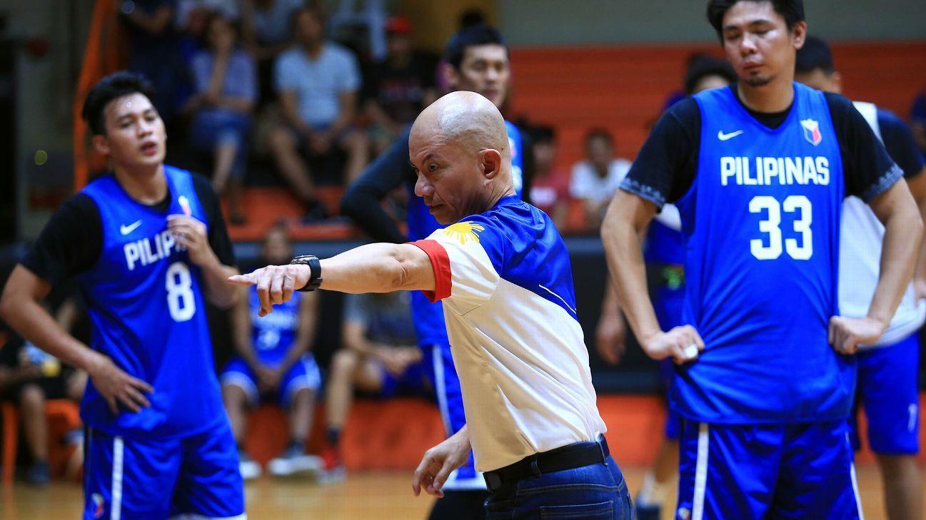 Philippines chạm trán đội bóng 4 lần vô địch Australia trước thềm FIBA World Cup 2019
