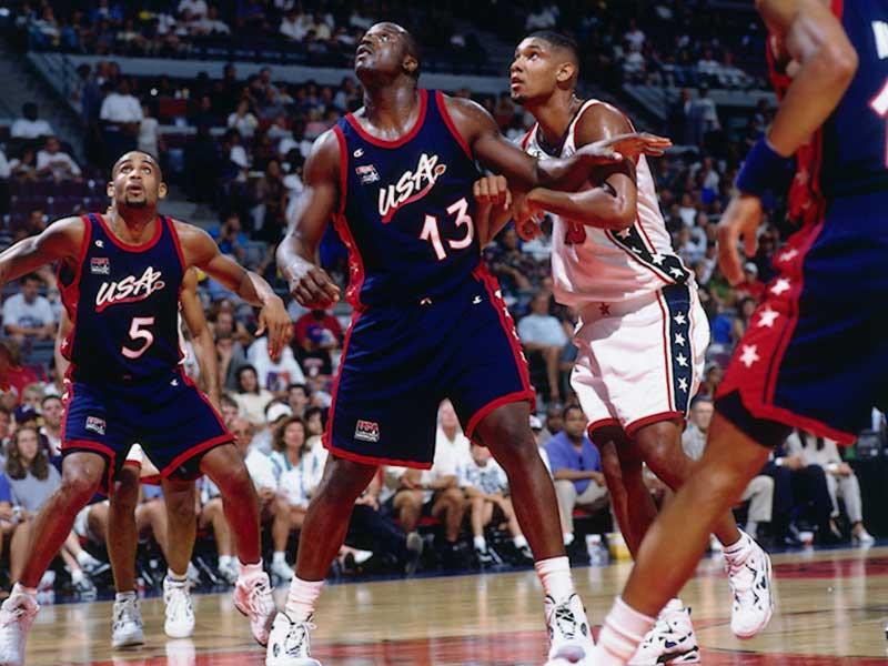 Shaquille ONeal: ngồi dự bị vẫn giành MVP FIBA World Cup 1994