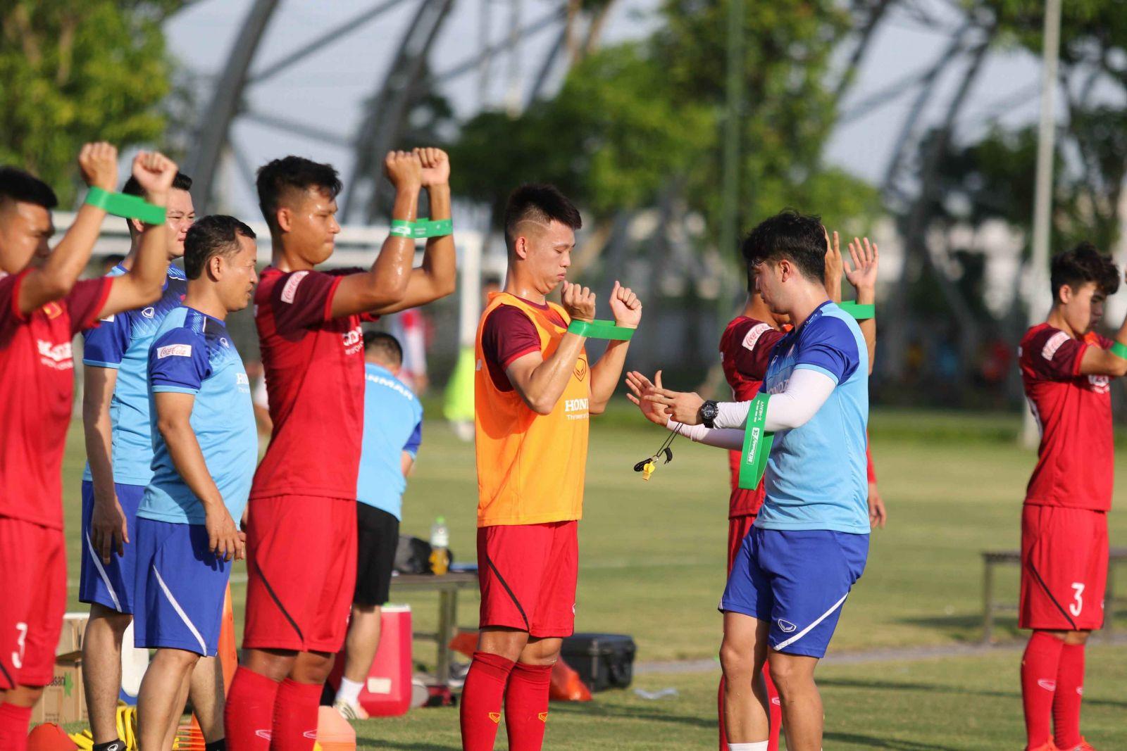 """""""HLV Park Hang Seo luôn thích những cầu thủ chăm chỉ"""""""