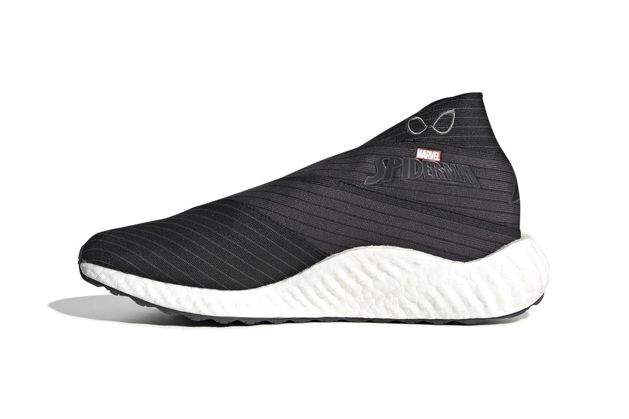 Adidas & Marvel hợp tác ra mẫu giày chủ đề Người nhện