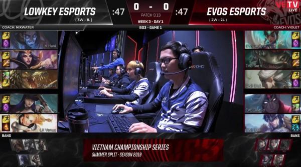 Celeb và Artifact xuất thần nhấn chìm EVOS; CES có chiến thắng đầu tay tại VCS mùa hè 2019.