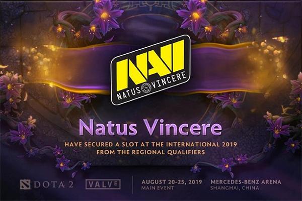 Navi chính thức trở lại với The International