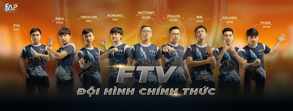 VCS mùa hè 2019: CES vs FTV - 16h00 ngày 11/07