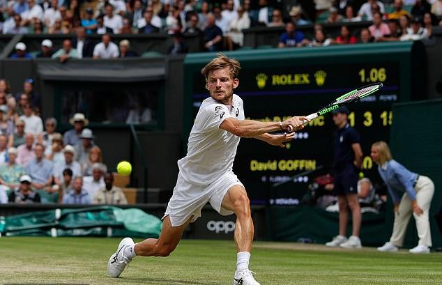 Tứ kết Wimbledon 2019: Novak Djokovic vẫn chưa gặp chướng ngại thật sự