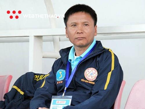 Lãnh đạo Khánh Hòa giữ HLV Võ Đình Tân vì bóng đá sạch