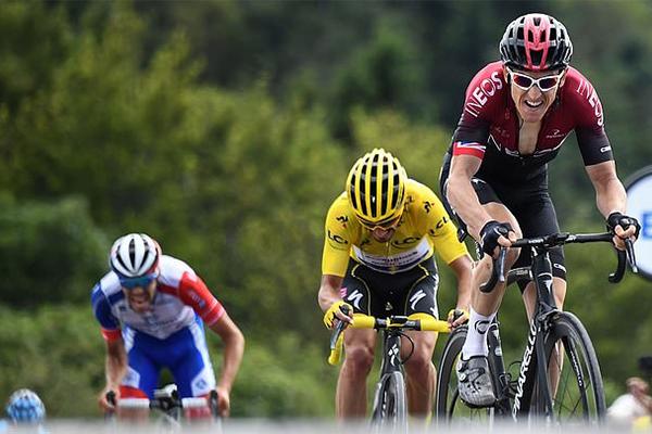 Chặng 6 Tour de France 2019: Dylan Teuns về nhất, áo vàng đổi chủ