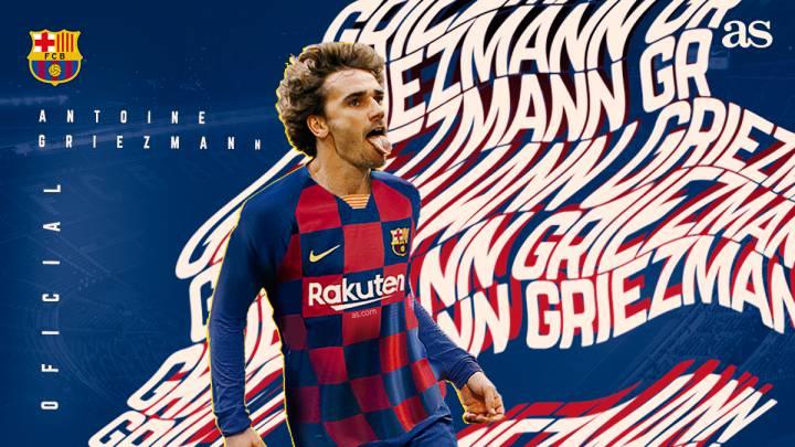 Griezmann chính thức đến Barca, điều khoản giải phóng gần 1 tỷ euro