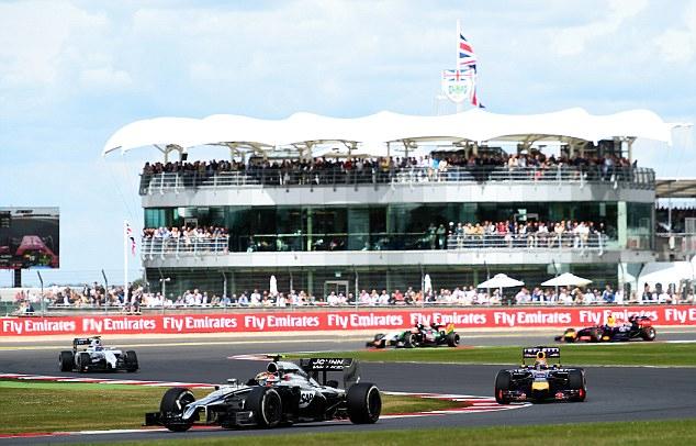 Tất cả về British Grand Prix 2019