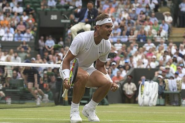 Bán kết Wimbledon 2019: Nadal vs Federer qua những con số