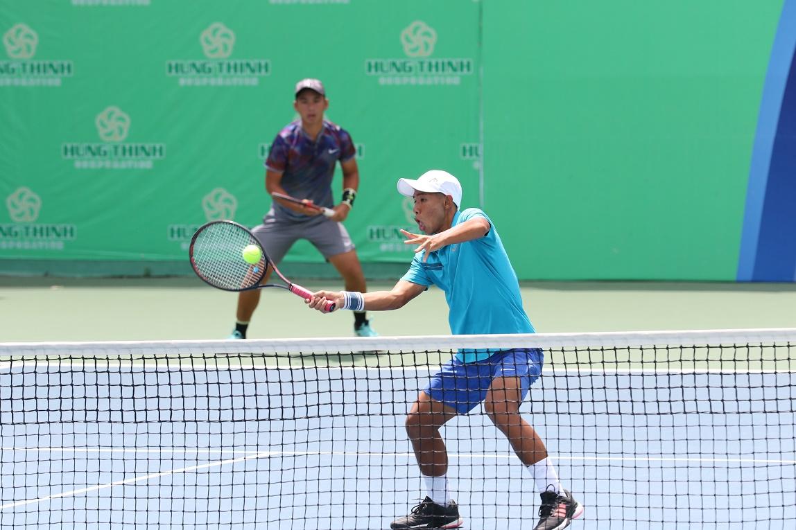 Giải ITF trẻ nhóm 4: Tay vợt đánh bại Tất Thái Nguyên vô địch đơn nam
