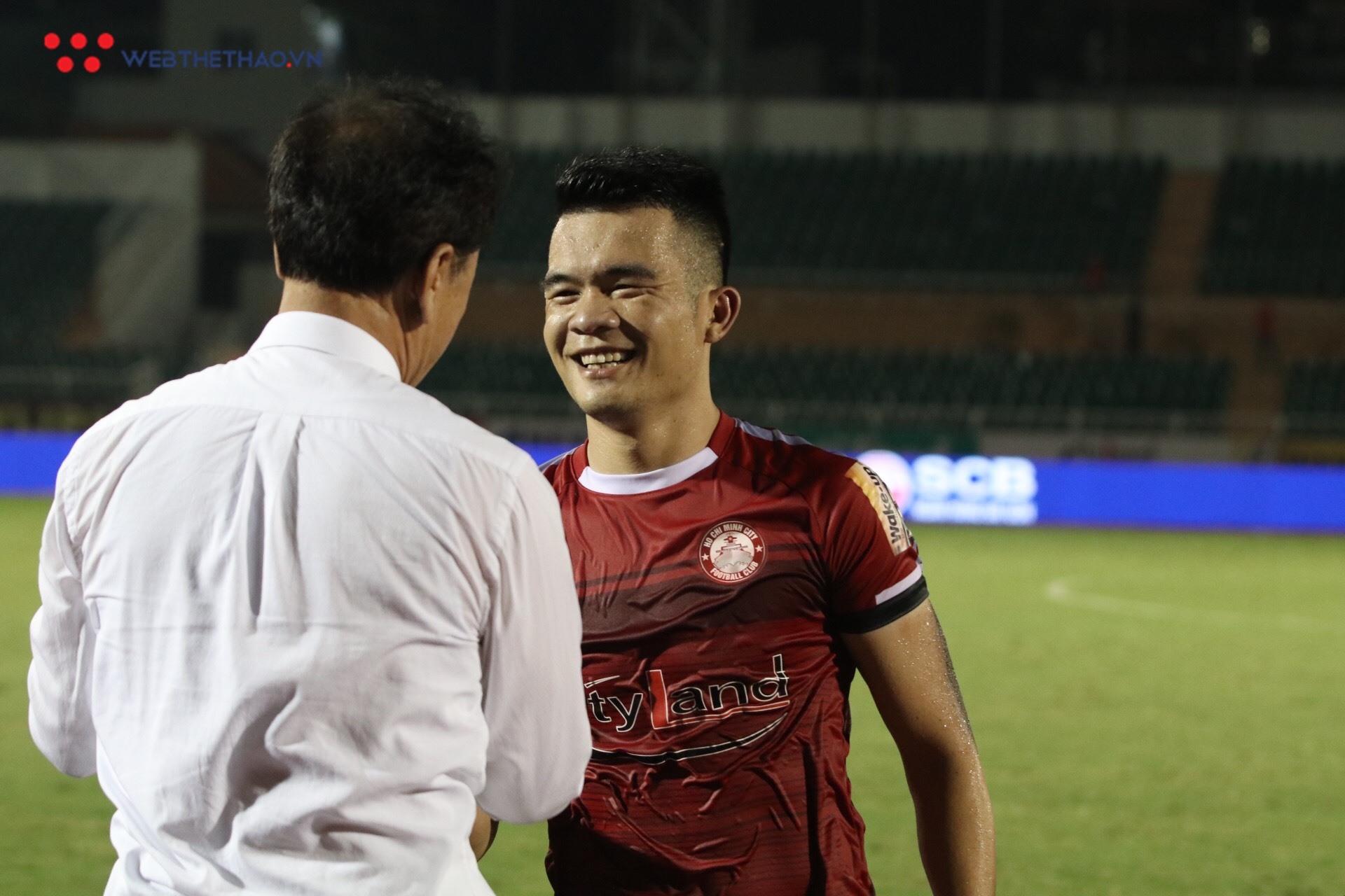 Đồng hương của ông Park chia sẻ bí quyết vượt qua mật độ thi đấu dày đặc