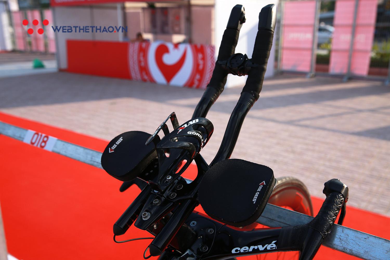 Ngắm dàn xe tiền tỷ của vận động viên dự Challenge Vietnam 2019