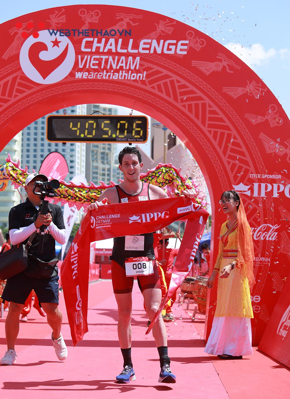 Sao Australia chiếm ưu thế Challenge Vietnam 2019, Hùng Hải - Tố Phương giành suất đến Đài Loan