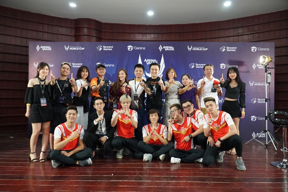 Nhìn lại chiến thắng đầy huy hoàng và kịch tính của tuyển Việt Nam tại AWC 2019