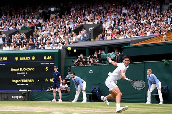 Djokovic và Federer khiến F1 phải cân nhắc đổi lịch đua British Grand Prix!