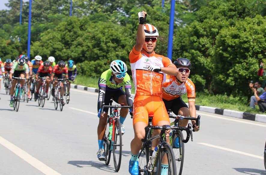 """""""Hậu duệ"""" anh em nhà họ Lê giành 7 HCV tại giải xe đạp trẻ toàn quốc"""