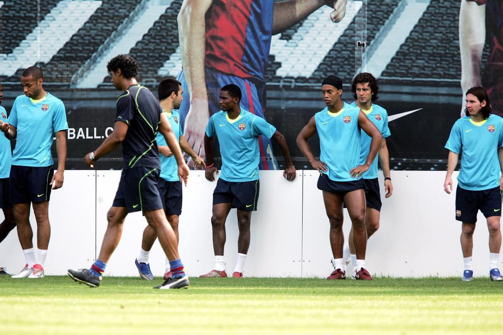 Sở hữu Griezmann, Barca nhận cảnh báo về tham vọng xây dựng bộ tứ kỳ diệu trên hàng công
