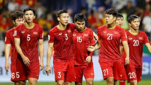 ĐT Việt Nam tập trung ngắn ngày cho chiến dịch World Cup 2022
