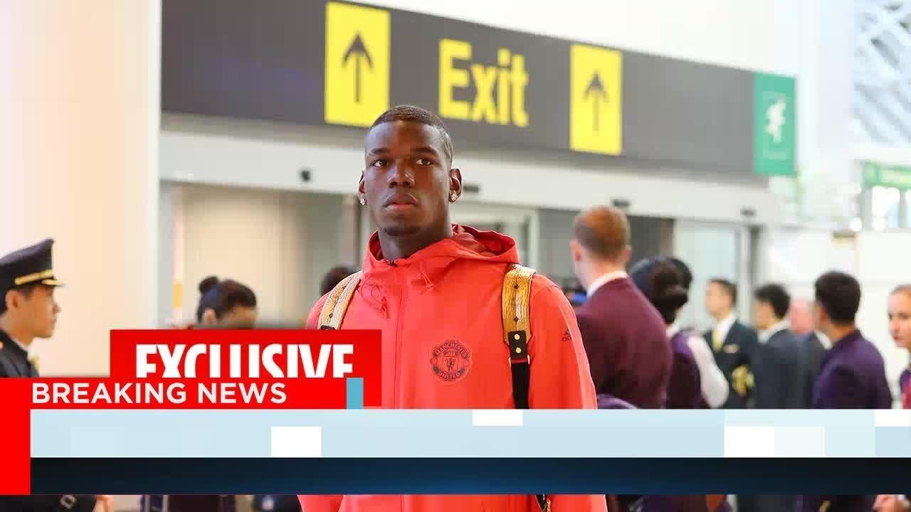 Tin bóng đá 7/7: Pogba có tên trong danh sách MU du đấu Australia