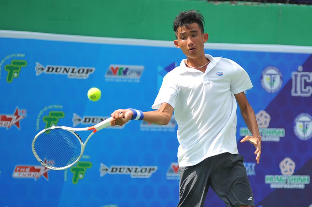 Nguyễn Văn Phương dừng bước tại vòng 1 Wimbledon trẻ 2019