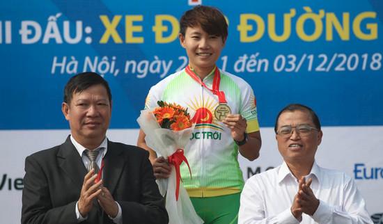 """Vì Olympic 2020, tay đua nữ số 1 Việt Nam Nguyễn Thị Thật """"lỡ hẹn"""" giải quốc tế truyền hình An Giang"""
