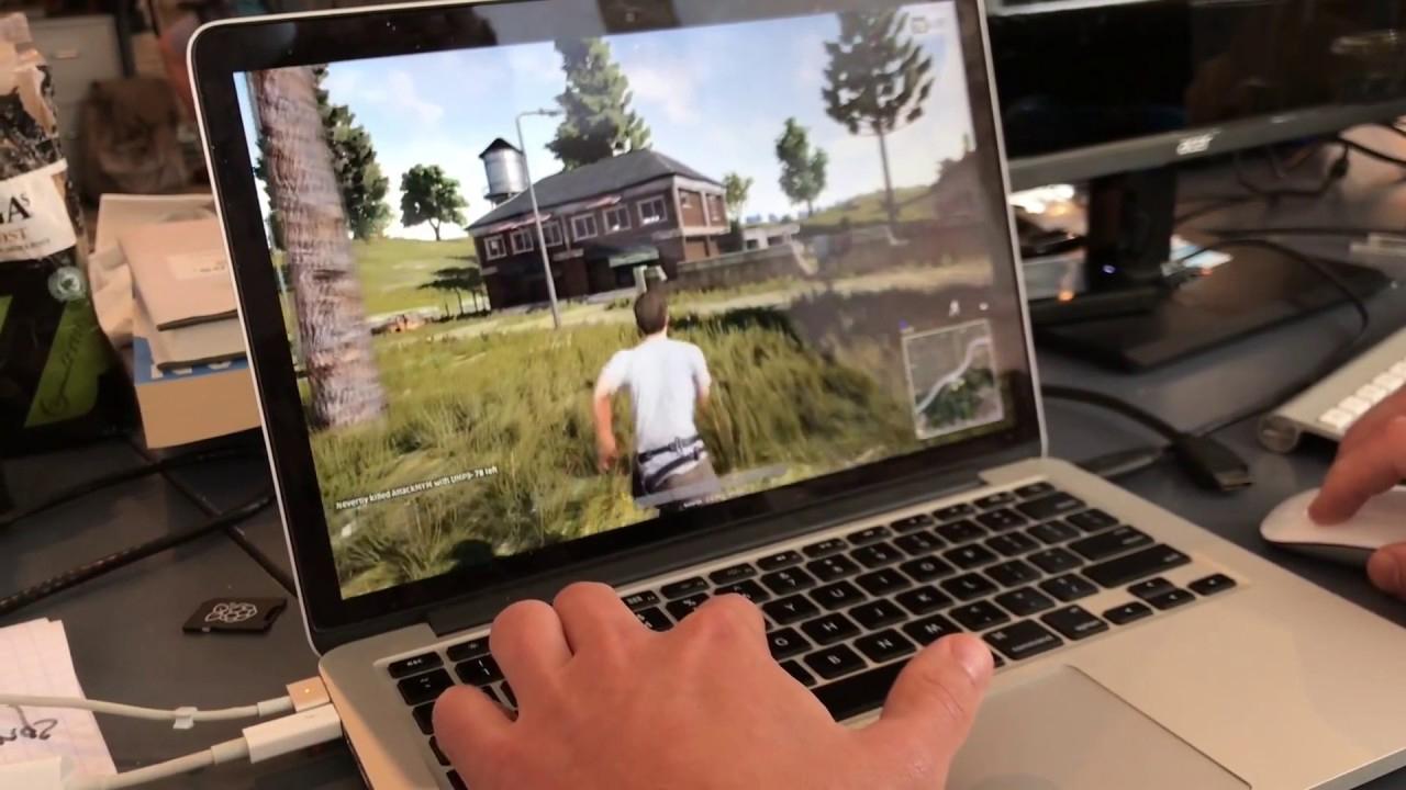 Hướng dẫn chơi PUBG trên Mac