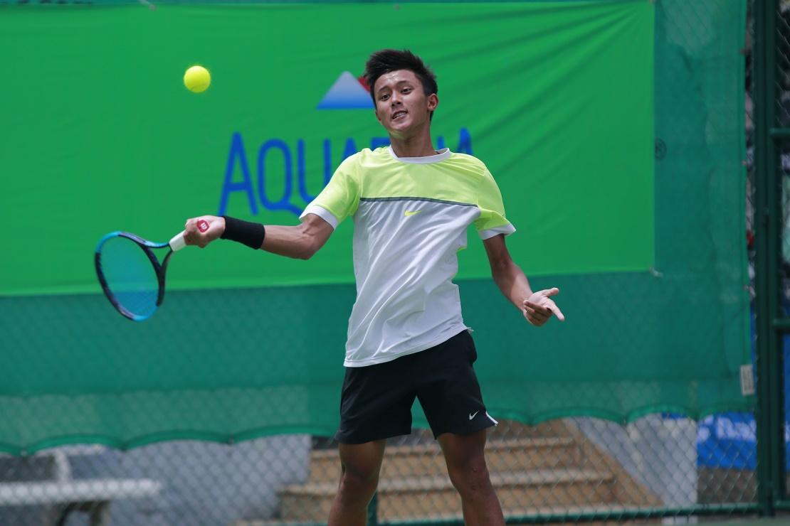 Giải quần vợt trẻ ITF nhóm 4: Hai đại diện Việt Nam vào tứ kết đôi nam