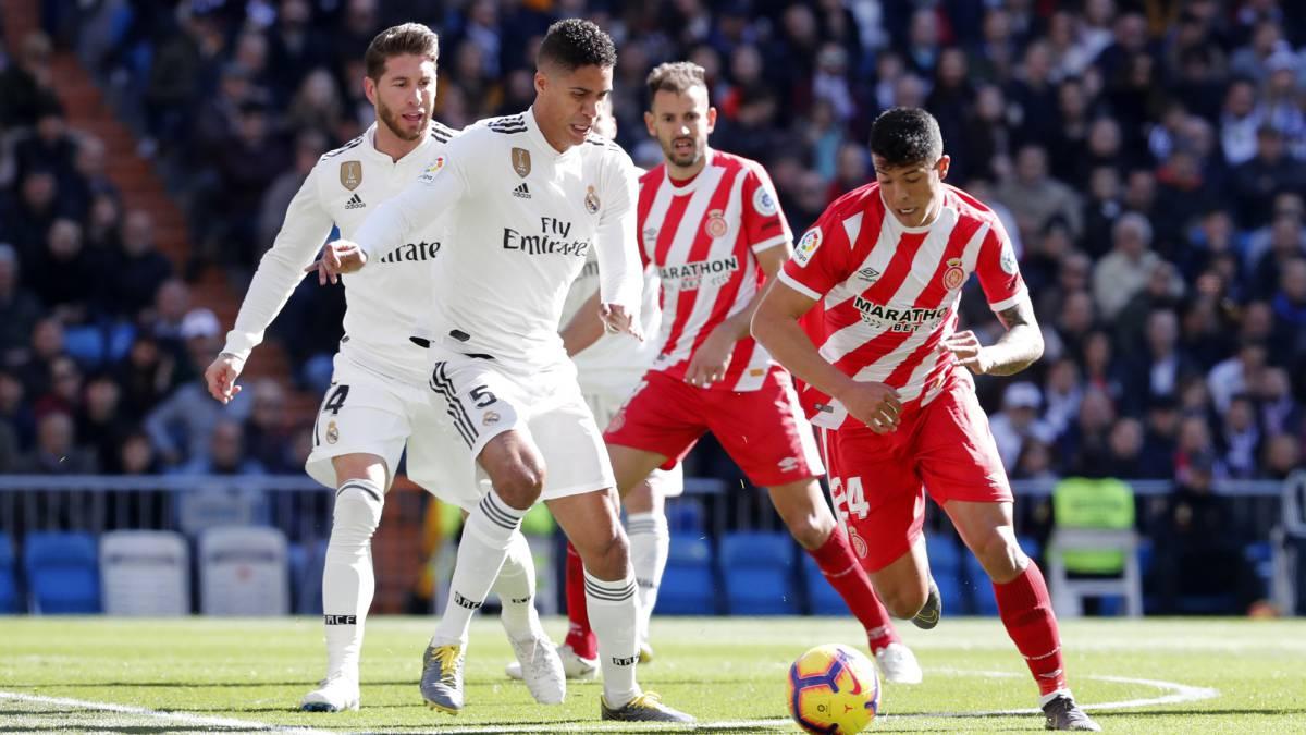 Kết quả Real Madrid vs Girona (1-2): Chủ nhà thua sốc