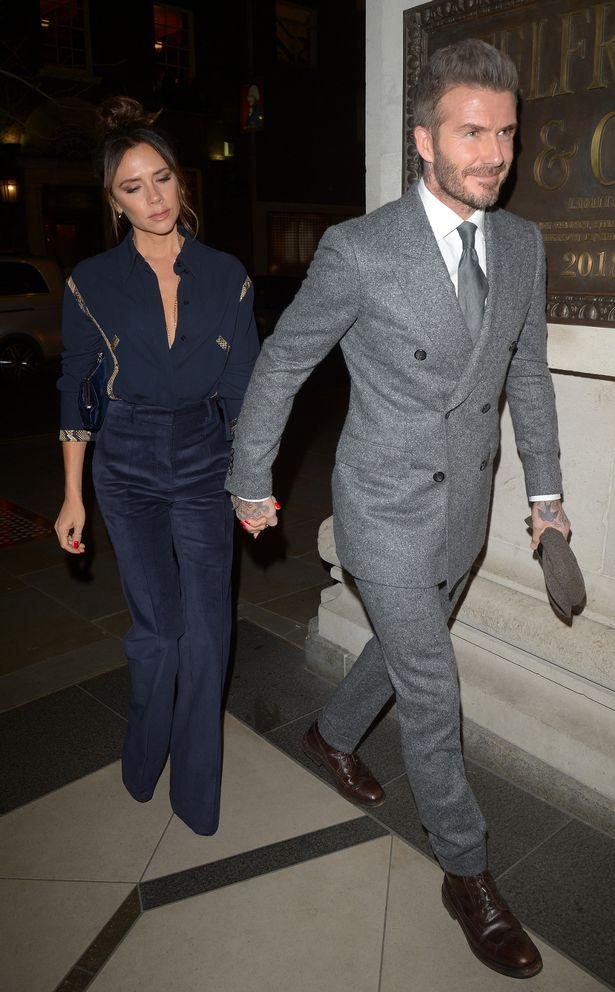 David Beckham chọn chạy bộ là bài tập thể thao cho cả nhà