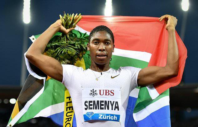 Nữ vô địch Olympic 800m có nguy cơ không được thi đấu ở hạng mục… nữ