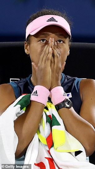 Cái kết đắng cho Naomi Osaka ngay khi vừa chia tay thầy giỏi