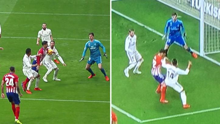 VAR khiến Morata mất 2 bàn thắng vào lưới 2 đội bóng cũ chỉ trong vòng 12 ngày