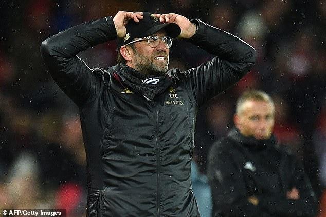 Liverpool và nỗi lo ghi bàn trong năm 2019